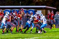 LHS Football vs Canton South 10/27/2017